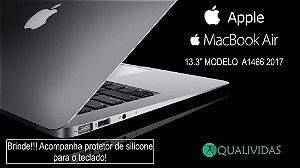 "Apple MacBook Air 13.3"" A1466 Intel Core i5 1.8 GHz 8 Gb RAM SSD 128 Gb 2017 Prata"