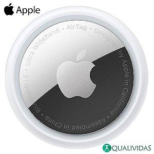 Rastreador Apple AirTag Unitário ou Pack 4 Unidades