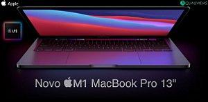 "Novo Apple MacBook Pro 13.3"" com chip M1"