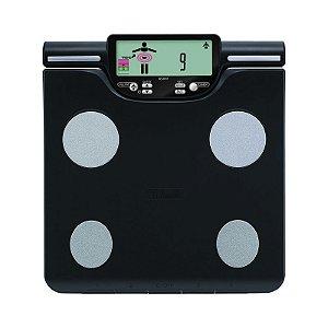 Balança de Bioimpedância Tanita BC 601 com Cartão SD Monitor de Composição Corporal Segmentar