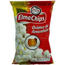Ovinhos de Amendoim 80g