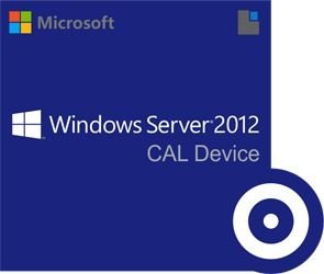 Windows 2012 Server CAL Device