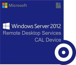 Microsoft Windows Remote Desktop Services 2012 CAL Devices