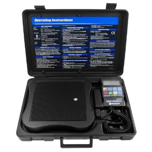 Balança Eletrônica De Gás Refrigerante Mastercool 98210-a