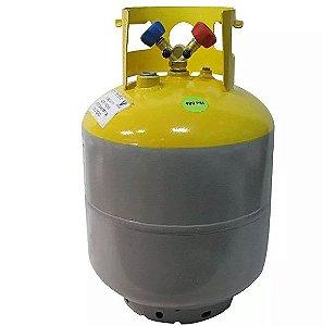 Tanque Recolhimento Gás Refrigerante 22,68kg Mastercool