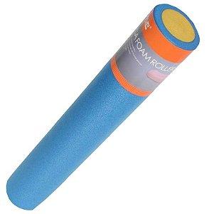 Rolo De Espuma/foam Roller/fit Roll Para Pilates E Yoga