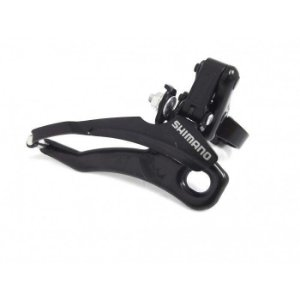 Cambio Dianteiro Shimano Tourney Tz31 - 31,8mm