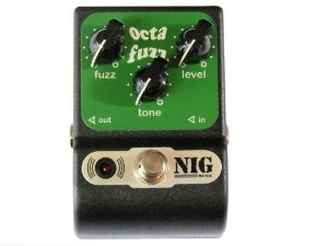 pedal nig octa Fuzz