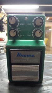 PEDAL IBANEZ TUBE SCREAMER DX