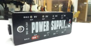 FONTE XVIVE V19 MICRO POWER 9V 18V POWER SUPPLY