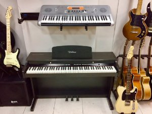 Piano Digital Profissional Waldman Stylish Grand Syg-88usb