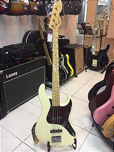 Baixo Jazz Bass Tagima 4 Cordas Woodstock Tw73
