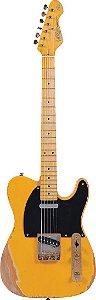 Guitarra Vintage Telecaster V52 Butterscott