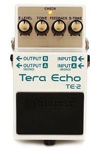 Pedal para guitarra Boss Te-2 - Tera Echo