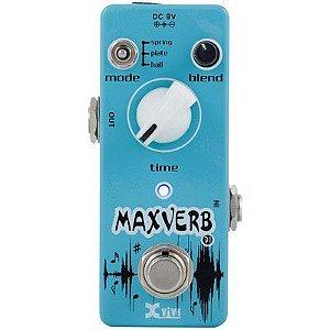 Pedal XVive D1 Maxverb ( Reverb )