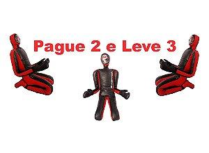 PAGUE 2 E LEVE 3 CONSTANTINO JIU JITSU ( Sintético )