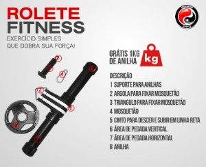 ROLETE FITNESS