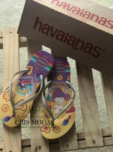 Havaianas Kids Princess Rapunzel