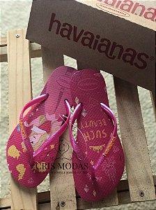 Havaianas Kids Princess