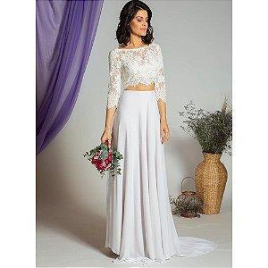 Vestido de Noiva Pólen