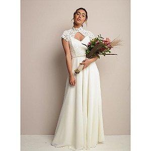Vestido de Noiva Âmbar