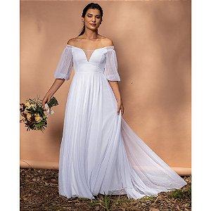 Vestido de Noiva Essência