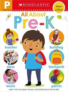 All about Pre-K Skills Workbook