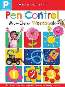 Wipe Clean Workbooks - Pen Control