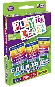 Jogo de cartas- Countries of the World
