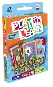 Memory Game - Present Perfect with Pictures