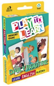Daily Routine- Memory Game