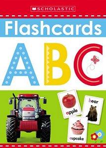 ABC FLASHCARDS SCHOLASTIC