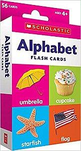 ALPHABET FLASH CARDS SCHOLASTIC