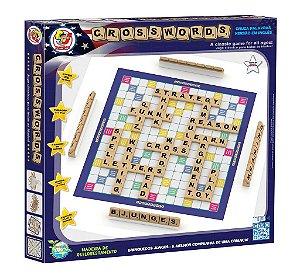 Crosswords- jogo de cruza palavras em ingles MDF
