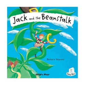 JACK AND THE BEANSTALK FLIP-UP