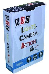 JOGO DE CARTAS- LIGHTS CAMERA ACTION