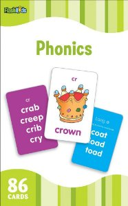 PHONICS - FLASH KIDS FLASH CARDS