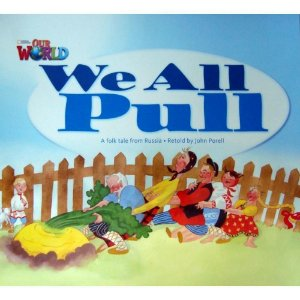 WE ALL PULL- BIG BOOK