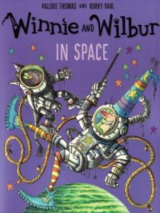 WINNIE  AND WILBUR IN SPACE