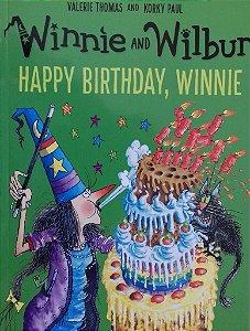 Winnie and Wilbur Happy Birthday Winnie
