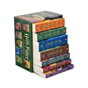 HARRY POTTER THE COMPLETE SERIES BOXED SET