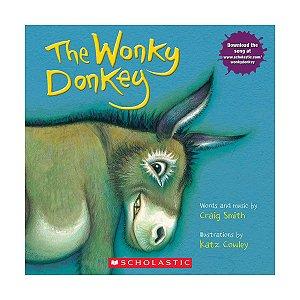 The Wonky Donkey Boardbook