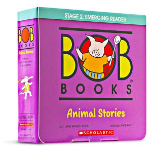 Bob books Animal Stories  - 12 leveled books