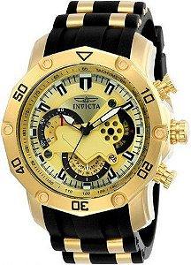 Relógio Invicta Pro Diver Cronógrafo 23427 Original