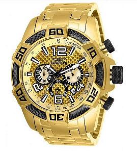 Relógio Invicta Pro Diver 25854 Original Dourado