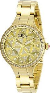 Relógio invicta Feminino Wildflower 30970 Original