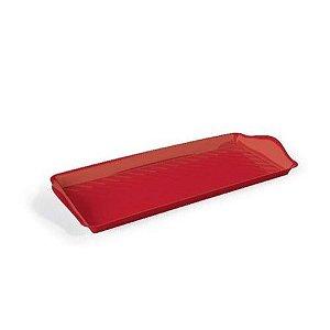 Bandeja De Plastico Vermelha Plus UZ