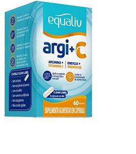 Argi+C - Arginina + Vitamina C - 60 caps.
