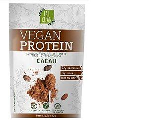 Vegan Protein Cacau - Sachê 30G - 22gramas de Proteína