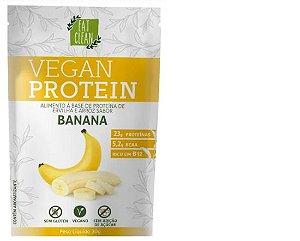 Vegan Protein Banana - Sachê 30G - 23gramas de Proteína